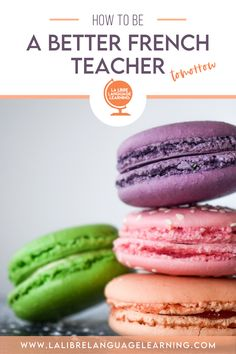 High-quality professional development for world language teachers is hard to come by. Look here to see the top 10 actionable resources you can use tomorrow! French Teaching Resources, Teaching French, Classroom Resources, Teaching Ideas, Teaching Activities, Classroom Decor, Teacher Resources, Healthy Soup Recipes, Healthy Foods To Eat
