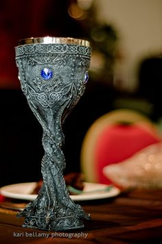 A handfasting chalice Wiccan Wedding, Medieval Wedding, Celtic Wedding, Our Wedding, Dream Wedding, Gothic Wedding, Wedding Stuff, Vases, Handfasting