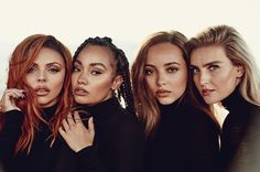 """Little Mix lança teaser do clipe """"Woman Like Me"""" Related posts:DamenhosenCharli and Dixie D'Amelio from Celebrities Celebrate the Holidays Christmas, Hanukkah and MoreUpdate: Miley Cyrus' New Campaign For Reproductive Justice Rips Off Indie. Little Mix Outfits, Little Mix Jesy, Little Mix Style, Little Mix Girls, Jesy Nelson, Perrie Edwards, Nicki Minaj, Mtv, Hollywood Undead"""
