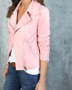 Market Jacket - Blush