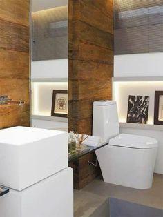 madeira -no- lavabo