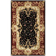 Safavieh Handmade Garden Scrolls New Zealand Wool Rug