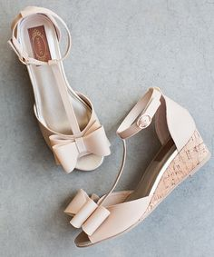 Look what I found on Nude Nalia Wedge - Women by Joyfolie Fancy Shoes, Just Fab Shoes, New Shoes, Cute Shoes, Me Too Shoes, Desire Clothing, Fashion Shoes, Fashion Accessories, Women's Fashion