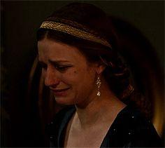 Queen Anne Neville in The White Queen.
