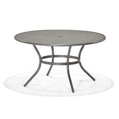 explore table de jardin ronde