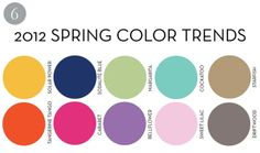 Spring color palette ideas for family pics