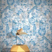 Tattoo Flash 02 Wallpaper – Blue