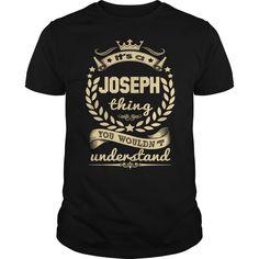 JOSEPHITS A JOSEPH THINGJOSEPHNAME,TEE