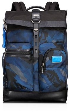 Men s Bags · Tumi Luke Roll-Top Backpack Tumi Backpack 2774c2d4a2b6b
