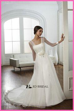 Amazing New Design Spaghetti Straps Long Sleeve Jacket Beach Casual Wedding Dresses