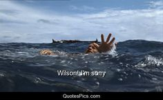 From Castaway - Saddest movie scene ever