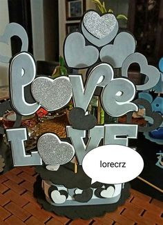 Background Powerpoint, Ideas Para, Cake Toppers, Origami, Decoupage, Valentines Day, Bouquet, Cricut, Floral