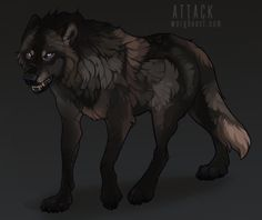 [Commission] Attack by Wulfghast on DeviantArt
