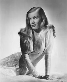 Veronica Lake in the 1940s