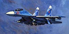 Sukhoi Su-35 (Russo Сухой Су-35 (OTAN Flanker-E)