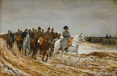 Jean-Louis Ernest Meissonier - Campagne de France, 1814