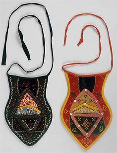 Pockets/ Algibeiras c. 1853