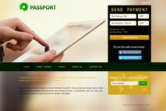 Ansysoft Ansys Website Design For Passport Payment Services Please Feel Free To Contact Us Any Type Of Web Designing And Development Work