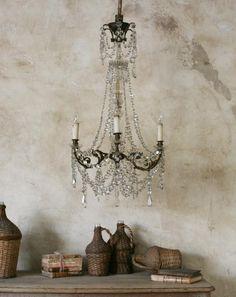 Lovin the chandelier!!