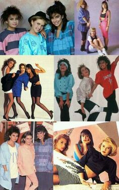 Best Fashion Look : - Fashion Diiary - Source For Fashion & Lifestyle Inspiration 1980s Fashion Trends, 80s And 90s Fashion, Fashion Outfits, 80s Party Outfits, 80s Outfit, Look 80s, 80s Birthday Parties, Party Fiesta, 80s Prom