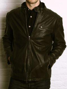 What Goes Around Comes Around - Cordero Leather Jacket