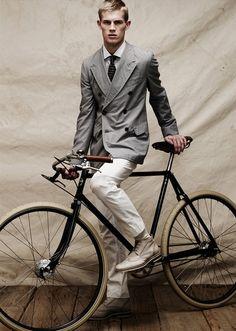I like the bike too!