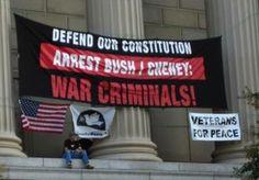 War criminals.