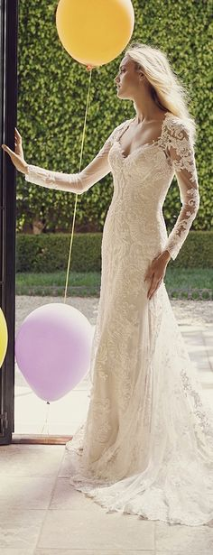 Casablanca Spring 2016 Wedding Dress