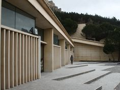 escuela hogar en morella de enric miralles carme pinos planos arquitectura (2)