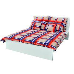 Holey Quilt obliečky Bavlna Karo 140x200, 70x90cm Bedding, Quilts, Furniture, Home Decor, Decoration Home, Room Decor, Bed Linens, Quilt Sets, Home Furnishings