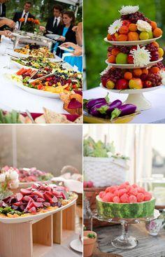Buffet de frutas                                                                                                                                                                                 Más