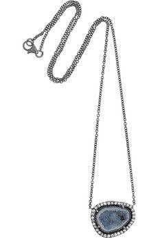 Kimberly McDonaldgeode necklace