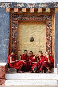 Butão - Punakha Dzhong