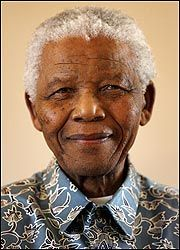 Happy birthday Madiba. 95 years on and still uniting our nation. Thank you.
