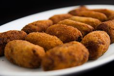 Croquetes de Carne   SaborIntenso.com