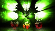 After effects composition with phoenix logo set 2 Probably the most popular and admired mythical bird in the world, the Phoenix, could be the perfect choice . Innovative Logo, Mythical Birds, Day Designer, Phoenix, Logo Design, Neon Signs, Logos, Art, Art Background