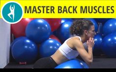 Master your middle and upper back muscles