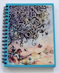 Horizon Journal by Crowandthefox.deviantart.com on @deviantART