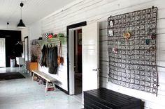 Sisustus, remontointi, kierrätys, vintage, perinnerakentaminen, värikäs sisustaminen, hengittävät materiaalit, maalaiselämää