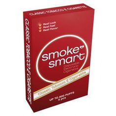 E-sigaretter Classic med 18 mg nikotin