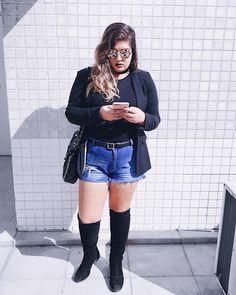 """115 curtidas, 11 comentários - Fran Sanfelice 🦄💎 (@blogmaktub) no Instagram: """"Lookinho lindo que fotografei hoje.. E tem muita foto 🙈 Querem que poste todas? Hahaha #ootd…"""""""
