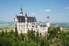 Zamek w Neuschwanstein
