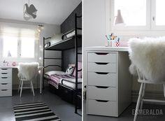 Girls room - Esmeralda's