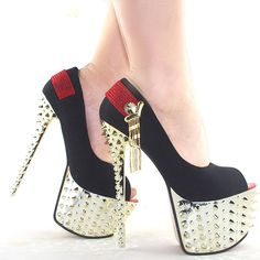 Wedding shoes, party shoes, prom shoes from China, Lace Wedding shoes/glitter high heels/flower high heels/super high heels Wedding shoes,  Online store : http://www.getmorebeauty.com