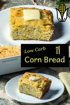 Low Carb Corn Bread