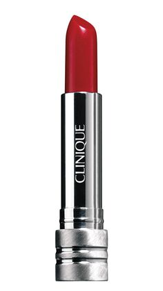 High Impact Lip Colour SPF 15, de Clinique. Labial hidratante en Red-y to Wear.