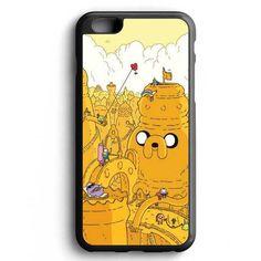 Adventure Time Jake iPhone 6 Plus Case