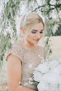DIY Birdcage Veil : Guest Cynthia Alsop from Fredericksburg, VA Lace Wedding, Wedding Dresses, Veil, Brides, Fashion, Bride Dresses, Moda, Bridal Gowns, Fashion Styles
