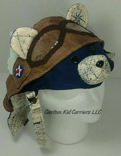 Navigator Tula Aviator Bear Hood navigator by CustomKidCarriers diy carrier idea Baby Carrying, Woven Wrap, Baby Essentials, Baby Wearing, Future Baby, Baby Room, Bears, Baby Kids, Sewing Projects
