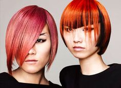 Cool cuts and color  RAWKITCHEN for SCHWARZKOPF